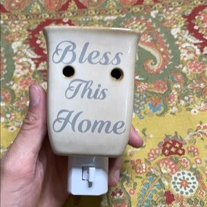 Bless this home wall plug-in